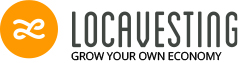 Locavesting logo & tag