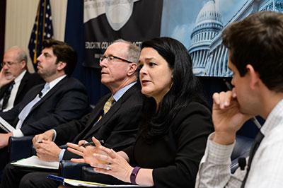 Panel on taxes
